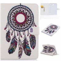 [globalbuy] For Funda Tablet Samsung Galaxy Tab A 8.0 Case T350 T355 Dreamcatcher Painting/3678629