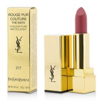 Yves Saint Laurent Rouge Pur Couture The Mats - # 217 Nude Trouble 3.8g/0.13oz