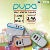 Hippo Pupa 2 Ports ( Simple Pack )
