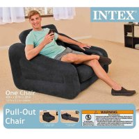 Sofa Relaxsasi One Person Pull Out Chair Bed - INTEX 68565 SJ1001