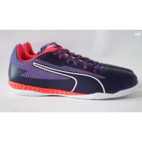 Sepatu Futsal Puma 365 CT Ignite - Blue/White/Red