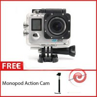 Terlaris 20MP Sport Action Camera 4K ULTRA HD Wifi seperti kogan xiaomi gopro bcare bpro