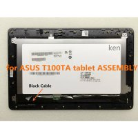 [globalbuy] 10.1 inch Touch Screen +Digitizer frame Bezel For ASUS Transformer Book T100 T/3674535