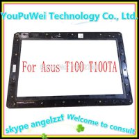 [globalbuy] For ASUS Transformer Book T100 T100TA With frame bezel 10.1 inch Touch Screen /3674362