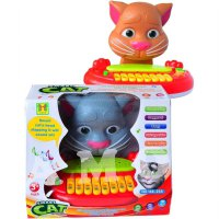 TOM SMART PIANO - MAINAN TOMCAT KUCING SJ1002