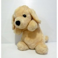 Boneka Golden Retriever Dog Original San El Co Super Soft Exclusive Product