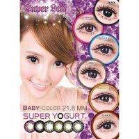 Softlens Baby Color Super Yogurt