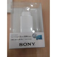 Charger/adaptor USB sony CP-AD2M2 original (2 port) ORIGINAL