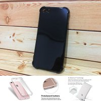 Anti Crack TPU Soft Case iPhone 5 - 5S - SE