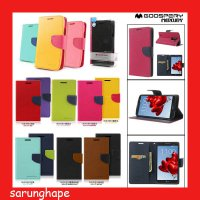Samsung Galaxy Young 2 Mercury Fancy Flip Case Casing Cover
