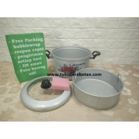 Panci kukus / Steamer Rice cooker maspion 26cm (panca G