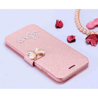Oppo F1 A35 Love Wallet Case Cover Casing