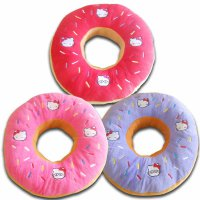 Bantal Donat Hello Kitty SJ0019