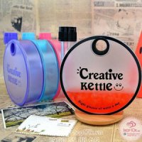Satuan Memo Bottle Creative Kettle / Botol Minum MemoBottle 350 ml