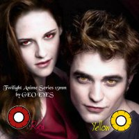 [GEO MEDICAL] Softlens Twilight Series 'Must have item for twilight lovers'
