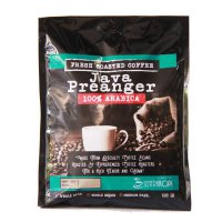 Sentra Kopi Java Preanger Arabica Whole Bean Coffee / Biji Kopi Arabika 500 Gram