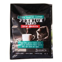 Sentra Kopi Arabica Premium Blend Ground 500 Gram – Kopi Bubuk Arabika