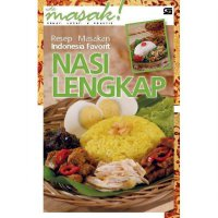 [SCOOP Digital] Resep Masakan Indonesia Favorit NASI LENGKAP by Ide Masak
