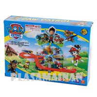 Mainan Paw Patrol Track Luncur 8855A - Ages 3+