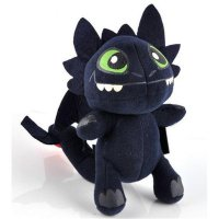 05 - Boneka Toothless Boneka How To Train Dragon Kucing Panda Beruang