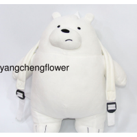 Tas Boneka Bare Bears Boneka Ice Polar Boneka Panda Boneka Kucing New