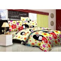 Jaxine Sprei Katun motif Kartun Part 4 Uk.160x200x20 cm Queen