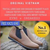 SEPATU MOOFEAT SLOP PRIA CASUAL BOOTS