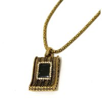 Kalung Gold Emas Pesta Import Korea Fashion Batu Diamond Premium SJ0045