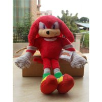 Boneka Knuckles Sonic The Hedgehog Pokeball Baju Bayi Boneka Panda