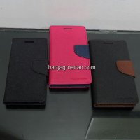 Sarung Mercury Fancy Diary Oppo Find 5 Mini - R827