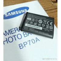 Camera Battery Samsung BP70A 3.7/740mAh | Surabaya