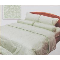Jaxine Sprei Katun Pasta Uk. 100X200X20 Cm - Small Single