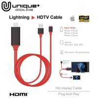 Kabel Lightning to HDMI / HDTV Video Cable iPhone Ipad