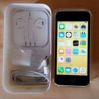 Iphone 5C 16 GB White Second Bekas