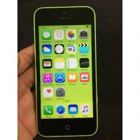 Iphone 5C 16 GB Green Second Bekas