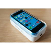 Iphone 5C 16 GB Blue Second Bekas