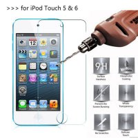 [globalbuy] 2.5D 0.26mm 9H Premium Tempered Glass For Apple iPod Touch 5 6 Screen Protecto/3771565