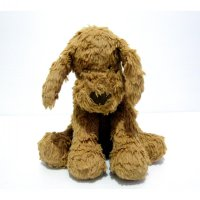 Boneka Anjing Jellycat London Original Jelly Cat Dog Plush