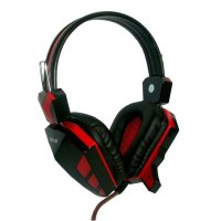 Rexus F22 (Red Edition) High Quality Multimedia Gaming Headset