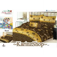 Sprei Lady Rose 180x200 Hazel