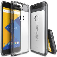 Rearth Ringke Google Nexus 6P Fusion Nexus 6P Smoke Black