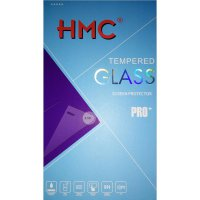 HMC LG G4 Stylus Tempered Glass - 2.5D Real Glass & Real Tempered Screen Protector
