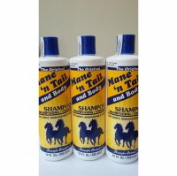 Shampoo Original Mane and Tail 355ml Produk Asli (Shampo Kuda)