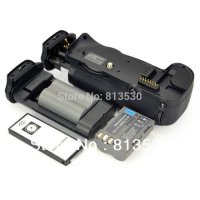 [globalbuy] MB-D10 Battery Grip + IR Remote Control + 2X EN-EL3E Batteries for Nikon D300 /3387052