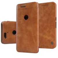 Leather Case Flip NILLKIN QIN - Huawei Nexus 6P