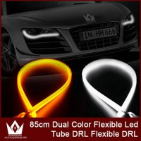 [globalbuy] Guang Dian 85CM waterproof led Daytime Running Lights Color Strip Light Color /3545651