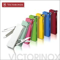Swiss Victorinox Tomo (Victorinox Tomo) 0.6201 / repackaged / MacGyver Knife / white / pink / mint / Yellow / Blue / Green
