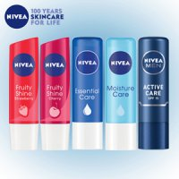 [Authorized Distributors] choice of 20 kinds of NIVEA Lip Care 1 / lip gloss / balm / lip butter / lipstick / Tint / moisturizing