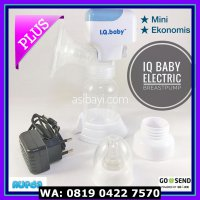 (Breast Pump) IQ Baby Electric Breast Pump / Breastpump Elektrik