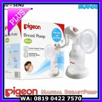 (Breast Pump) Pigeon Manual Breastpump Breast Pump Pompa ASI